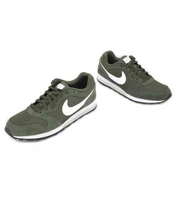 Nike Md Runner 2 749794 Sneakers de Hombre - VERDE