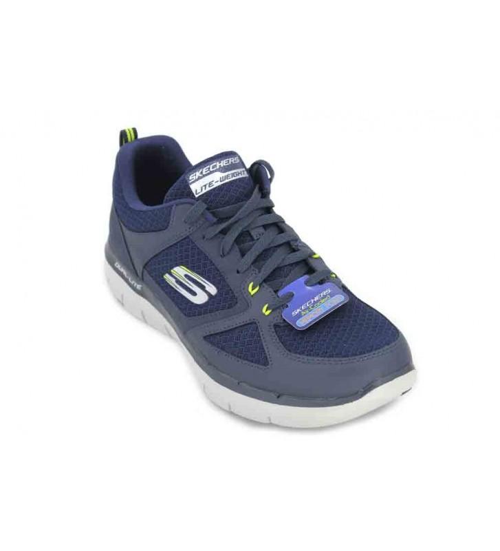 Skechers Flex Advantage 2.0 Lindman 52189 Sneakers de Hombre