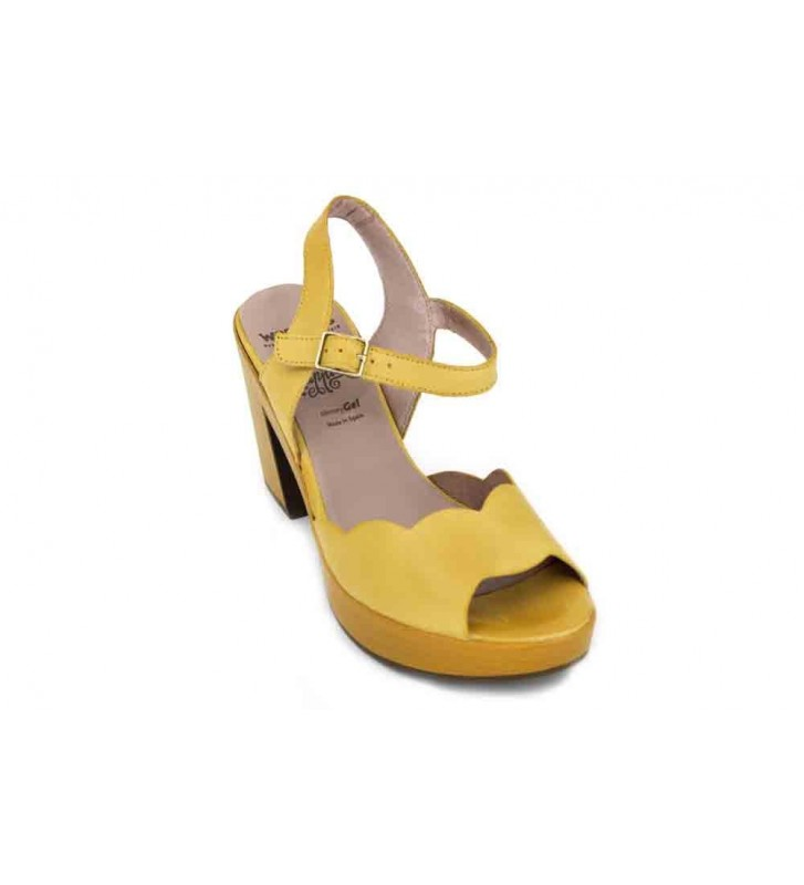 Wonders L-9131 Sandalias de Mujer