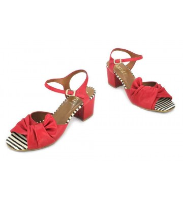 Dansi 8600 Sandalias de Mujer