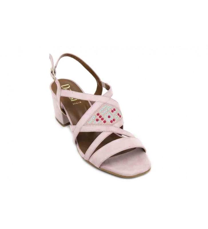 Dansi 8361 Sandalias de Mujer