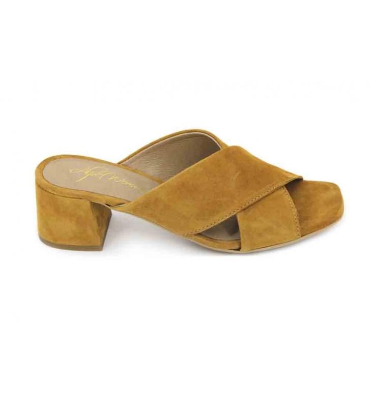 Alpe 3707 Women's Clog Sandals
