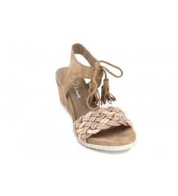 Alpe 3715 Sandalias de Mujer