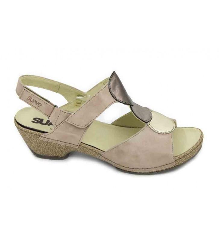 Suave 3818 Sandalias de Mujer