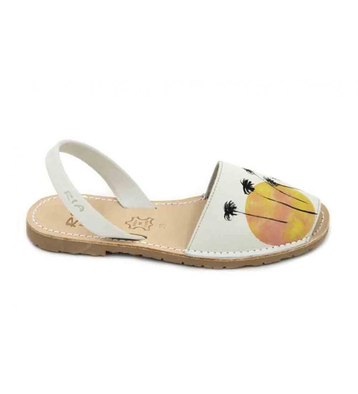 Ria Twins 27126-S2 Women´s Avarcas Sandals