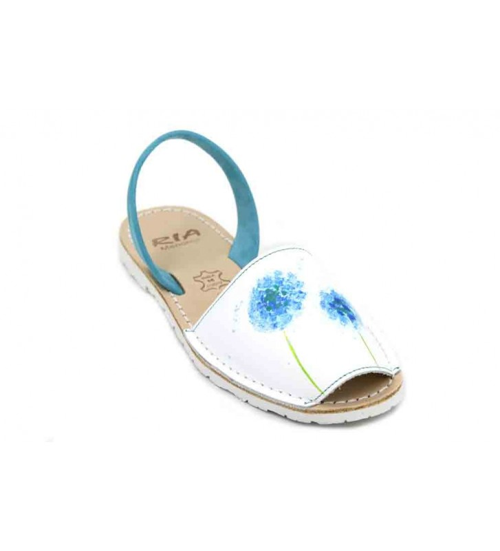 Ria Menorca 27139-S2 Avarcas Sandals for Women