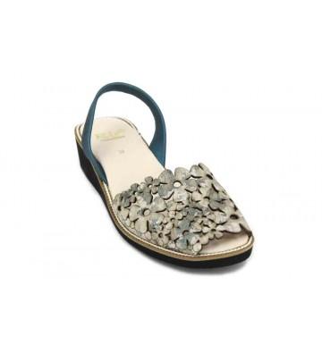 Ria Menorca 22507-2 Sandalias Avarcas de Mujer