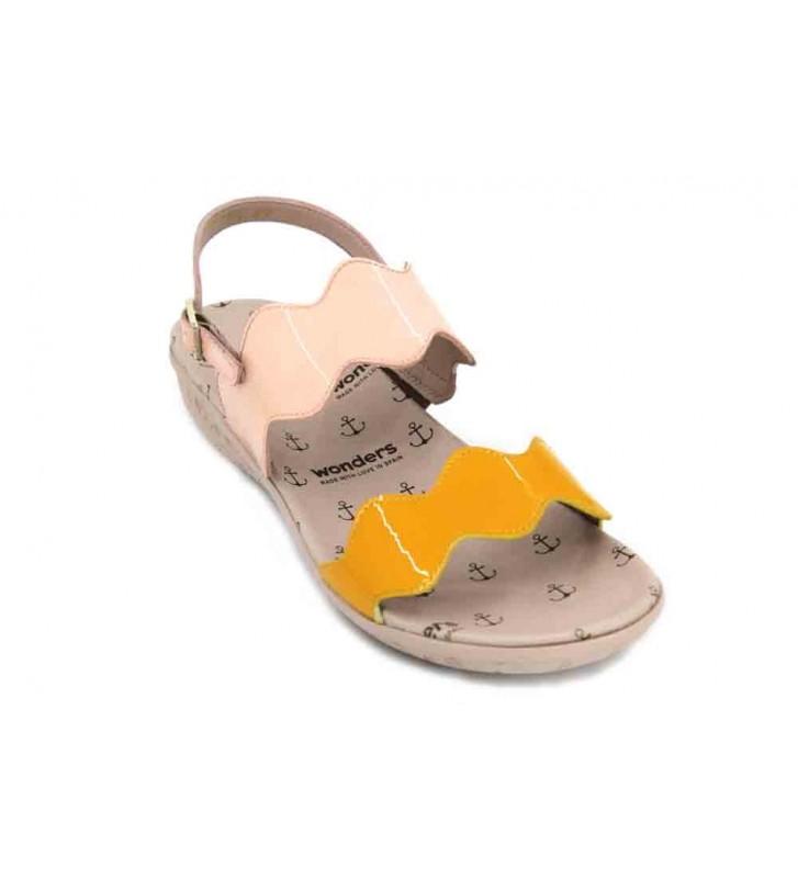 Wonders C-11102 Women's Sandals