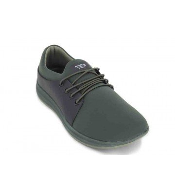 Muroexe Army Green Men's Shoes
