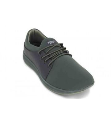 Muroexe Army Green Men's Shoes
