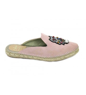 Aedo 662 Shoes Woman Swords Espadrilles