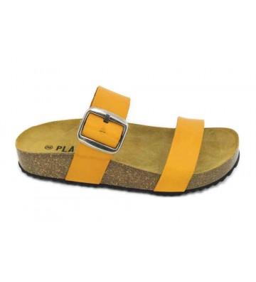 Plakton 343004 Sandalias de Mujer