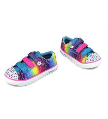Skechers Sunshine Crochets 10927L Zapatillas de Niña