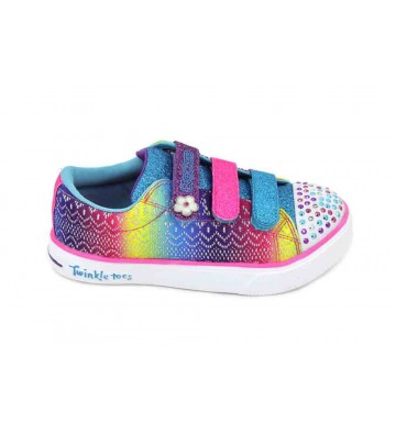 Skechers Sunshine Crochets 10927L Zapatillas de Niña
