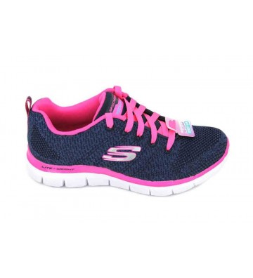 Skechers High Energy 81655L Sneakers de Niñas