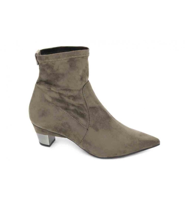 Pedro Miralles 24676 Women's Elastic Ankle Boots