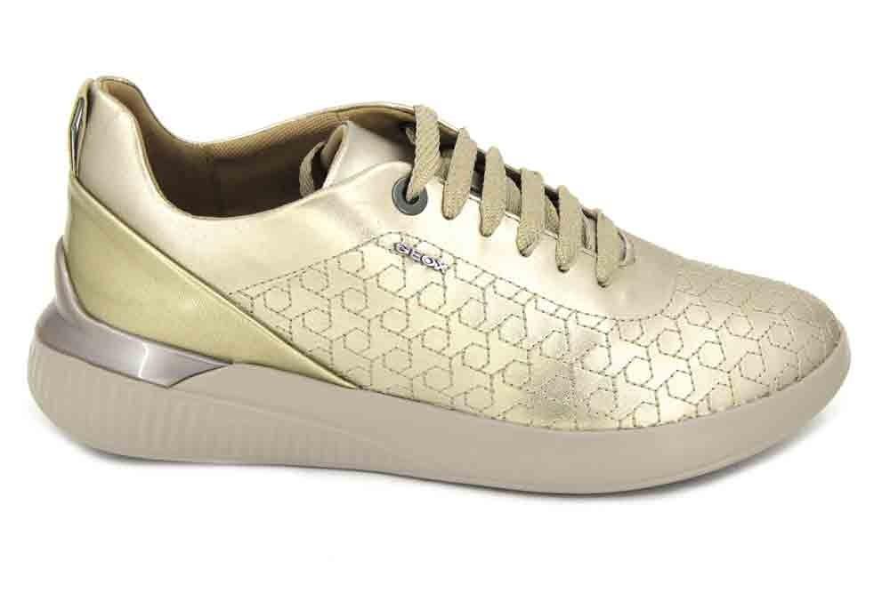 Continuamente Ambiguo manga  Geox Theragon D828SC Sneakers de Mujer - Calzados Vesga