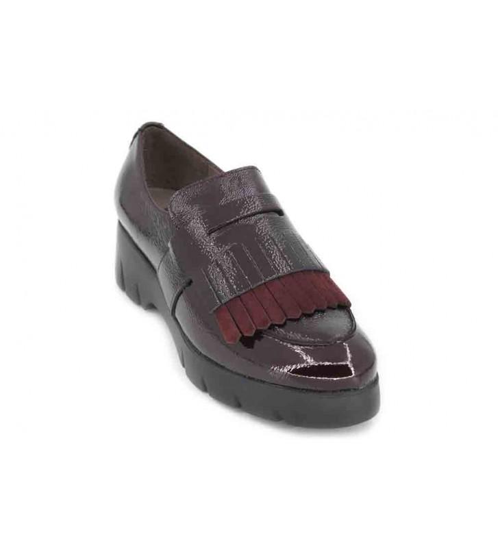 Mujer Wonders 4746 Calzados Vesga De Zapatos C rCdxeBo