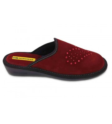 Nordikas 9841 Zapatillas de Casa Pantuflas de Mujer