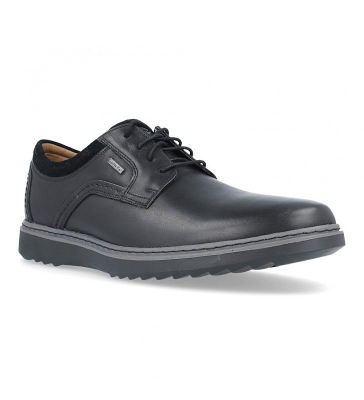 Clarks Zapatos Con Vesga Un Cordones Geo De Hombre Lacegtx Calzados JF1cKl