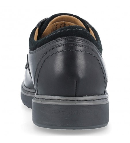 Clarks Un Geo LaceGTX Zapatos con Cordones de Hombre