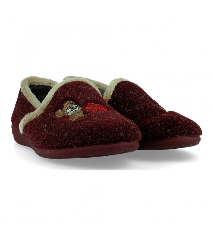 Laro Foot Print Gema60 House Slippers for Woman