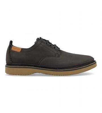 Hush Puppies 672621 Oxford Zapatos de Hombres