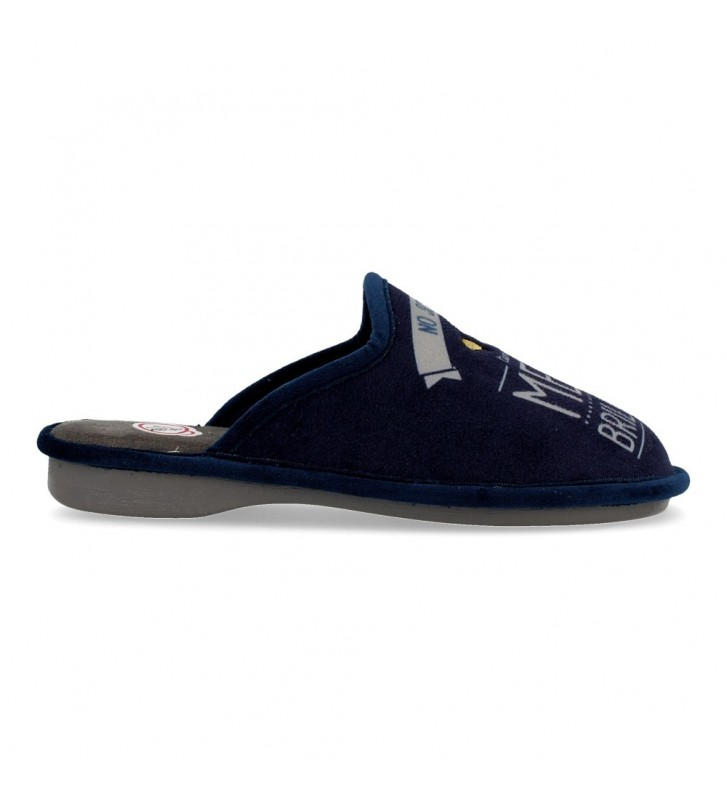 Se Me Rien Los Pies 8825 House Slippers for Men
