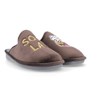 Se Me Rien Los Pies 8814 House Slippers for Men