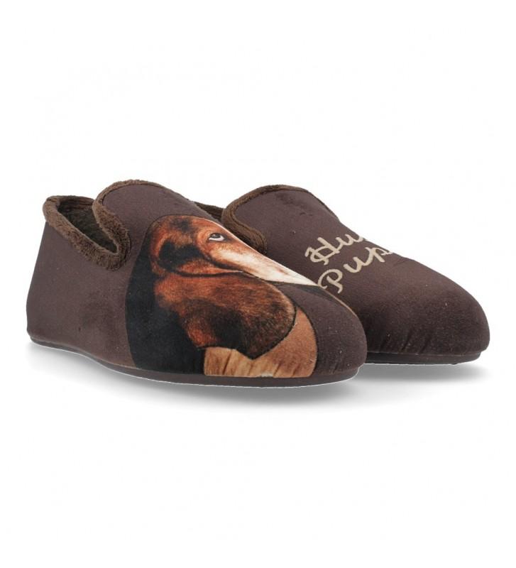 710ce4ba816 Hush Puppies 598591 Suleman Zapatillas de Casa para Hombres - Vesga