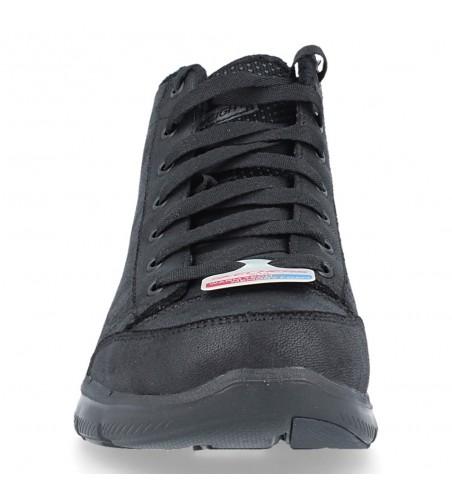 Skechers Flex Appeal 12892 Botines con Cordon de Mujer