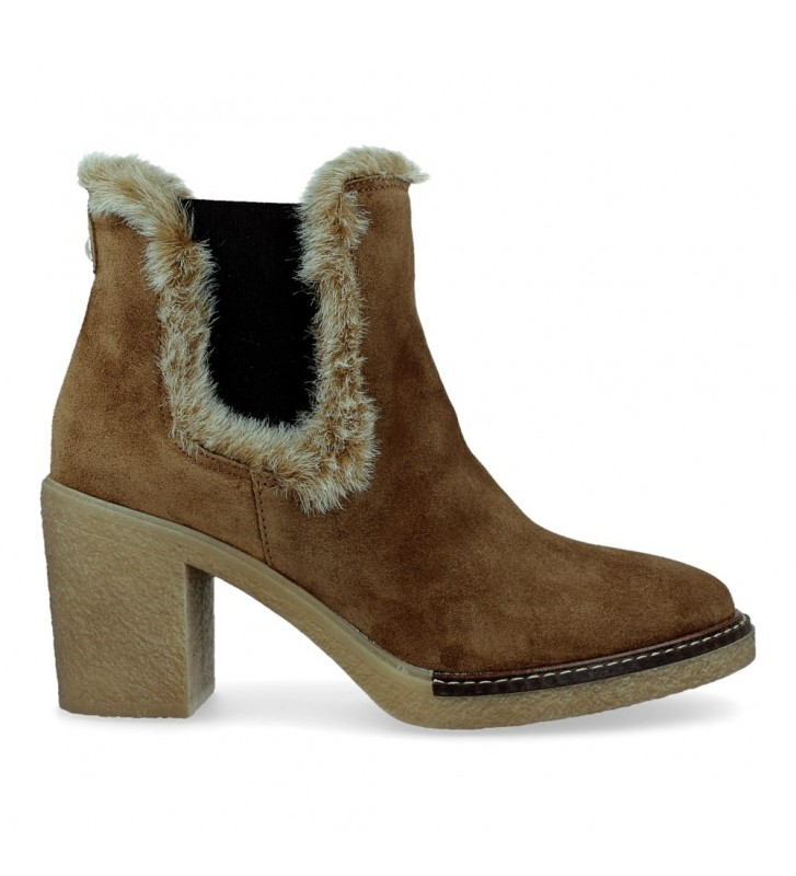 Alpe 3679 Women's Casual Ankle Boots