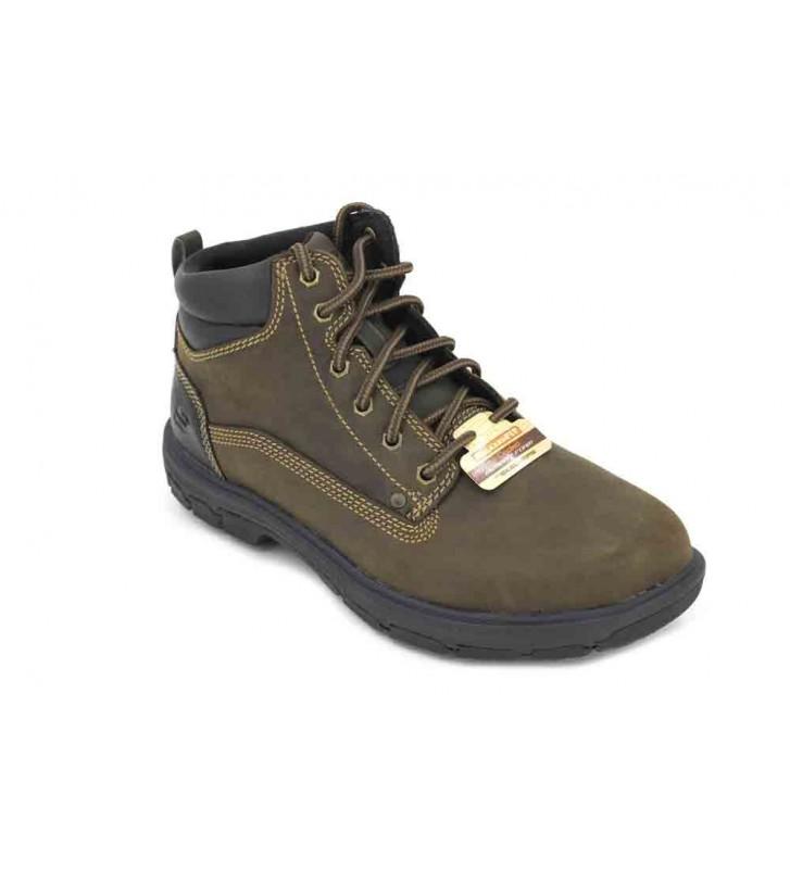 Skechers Segment Garnet 65573 Botas de Hombre