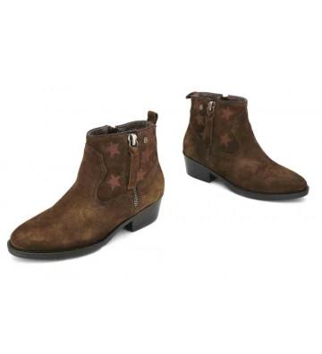Carmela Shoes 66371 Women's Ankle Boots