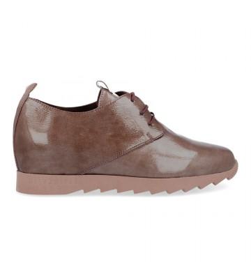 Hispanitas Sesame HI87807 Zapatos con Cordones de Mujer