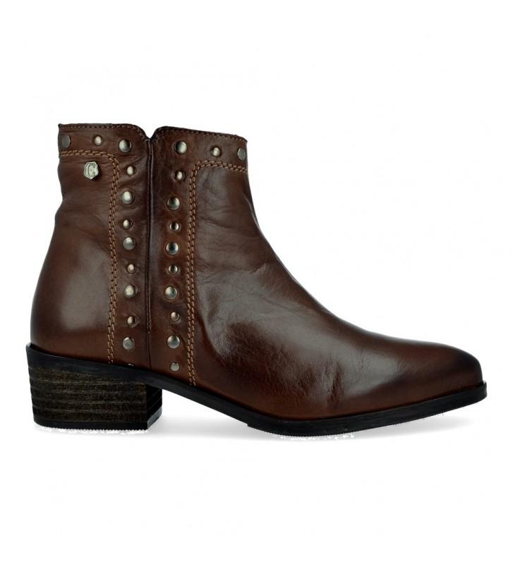 Carmela Shoes 66512 Botines Camperos de Mujer