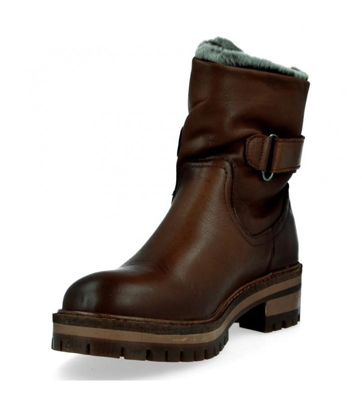Carmela Shoes 66494 Women's Ankle Boots