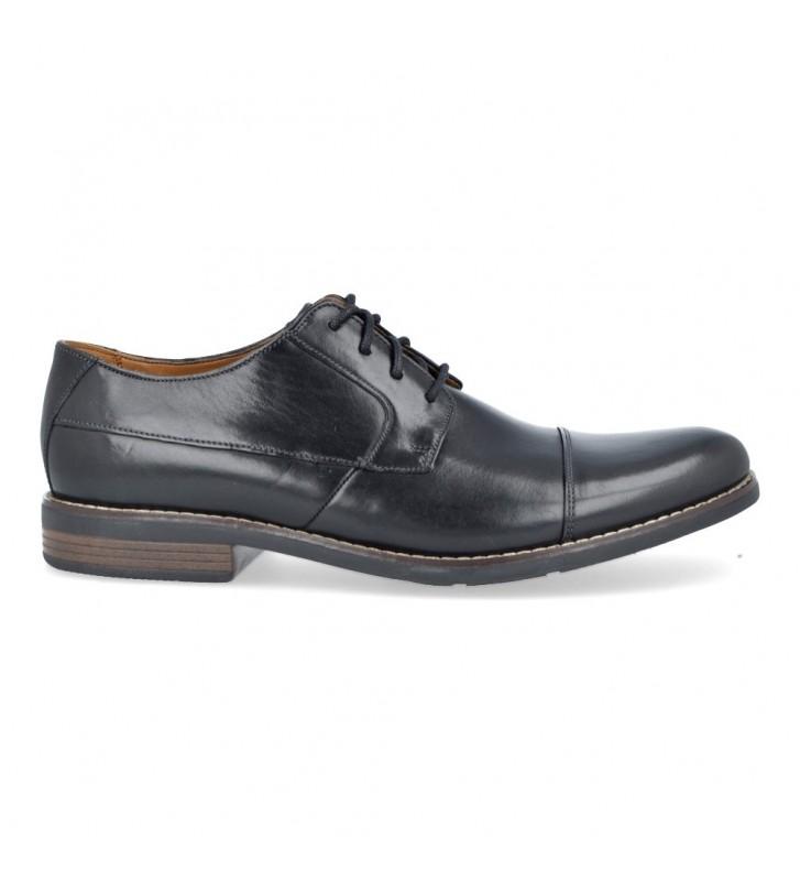 Clarks Becken Cap Zapatos de Vestir de Hombre