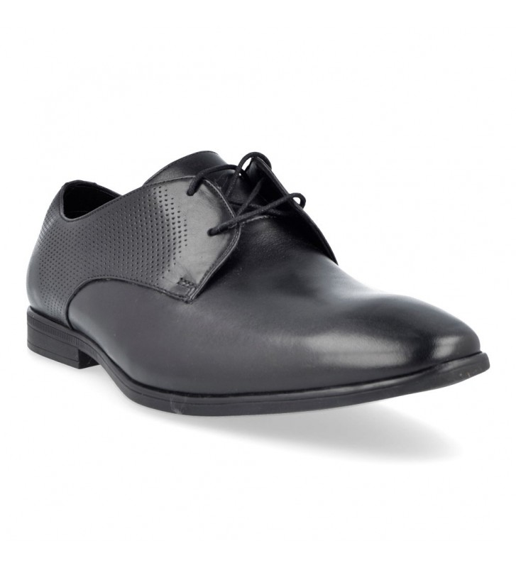 Clarks Bampton Walk Zapatos de Vestir de Hombre Calzados Vesga