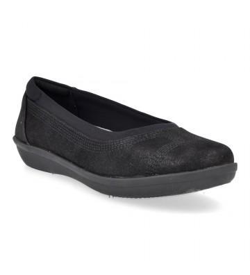 Clarks Ayla Low Zapatos Bailarinas de Mujer
