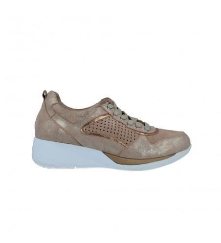 Carmela 66714 Sneakers Urbanos de Mujer