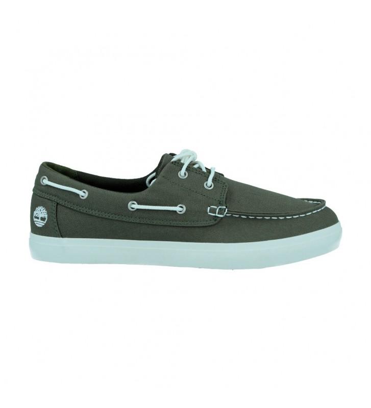 Timberland Union A1Q8H Zapatos Náuticos de Hombre
