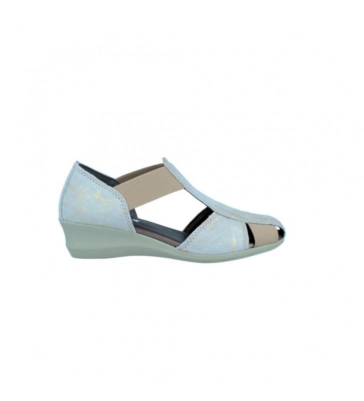 The Flexx New Mr T 14302 Zapatos Casual de Mujer
