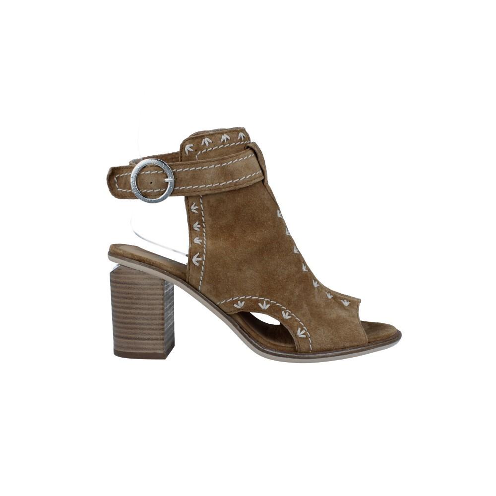 Abotinadas Calzados Sandalias De Mujer Alpe Vesga 4031 Rj45LA