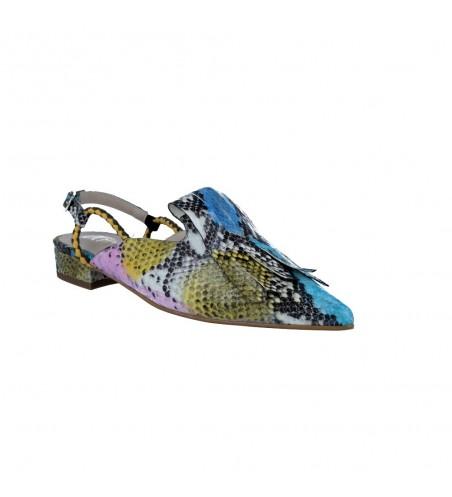 Dansi 1112 Zapatos de Vestir de Mujer