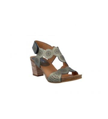 Penelope Collection 5702 Sandalias con Tacón de Mujer