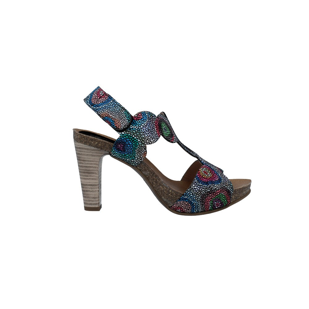 758d5cb4ca4 Penelope Collection 5477 Sandalias con Tacón de Mujer - Calzados Vesga