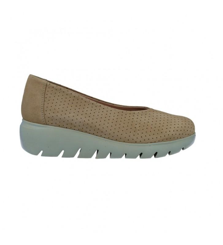 Pepe Menargues 2070 Zapatos Bailarinas de Mujer