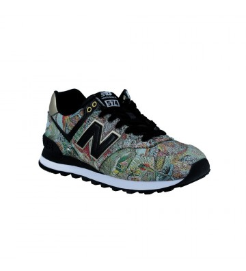New Balance WL574 Sneakers Lifestyle de Mujer