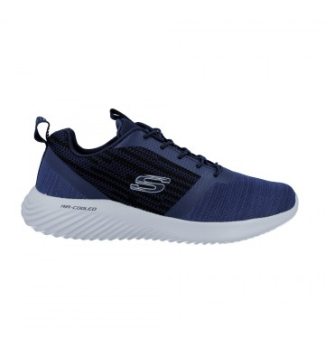 98f13718ff21f Skechers Bounder 52504 Sneakers Slip-On de Hombre ...